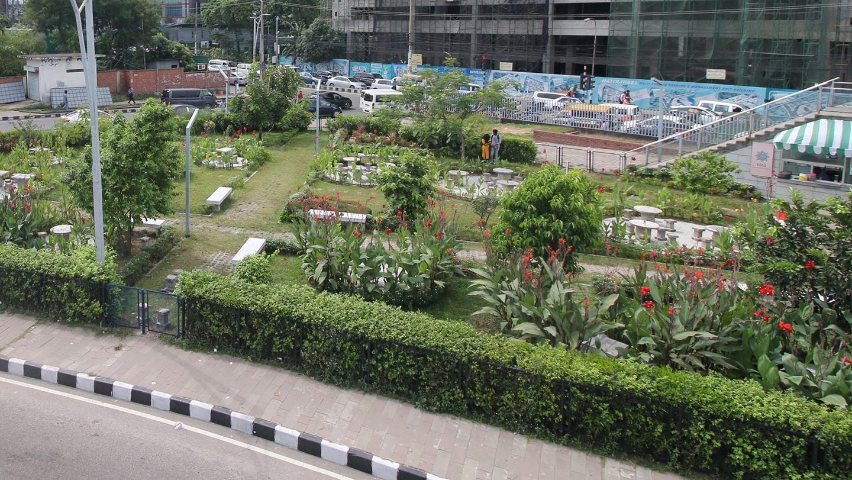 Gulshan 1 Park 2