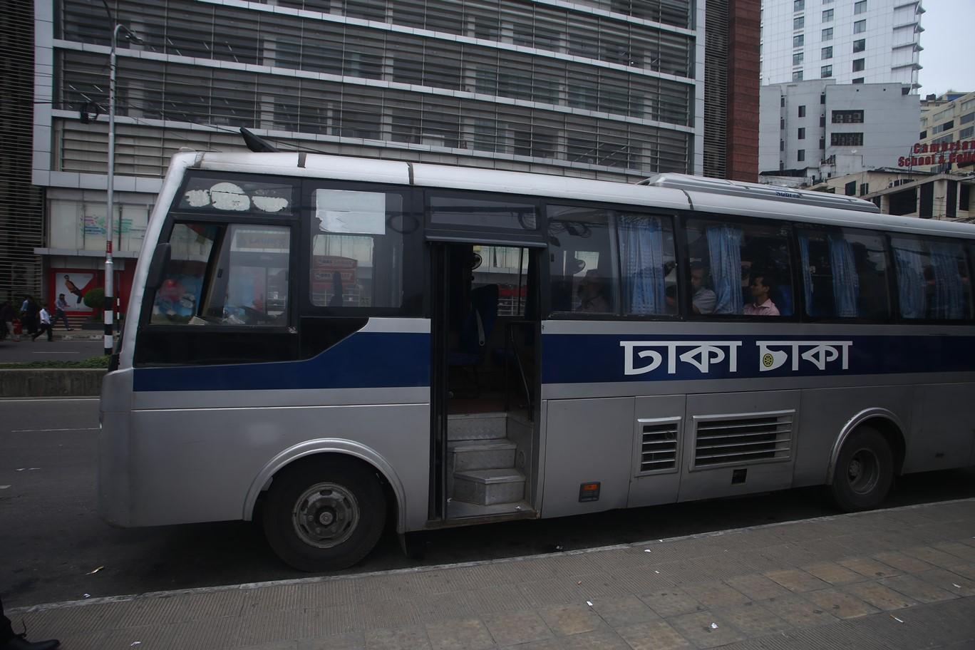 Gulshan 2 Transportation