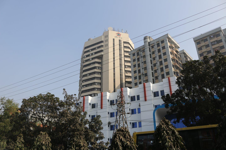 Grameen Bank HQ