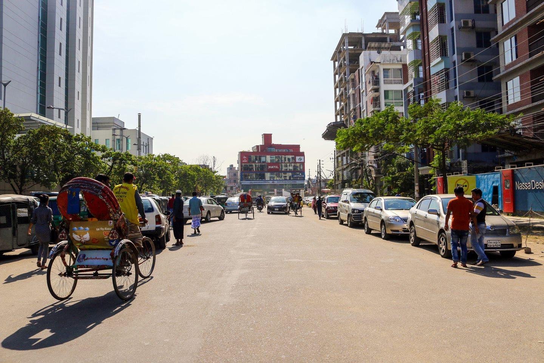 Bashundhara transport