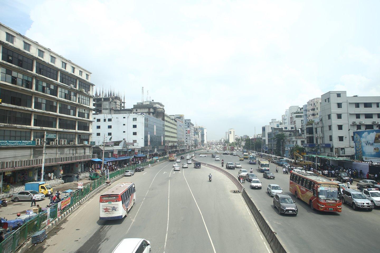 Uttara East Road