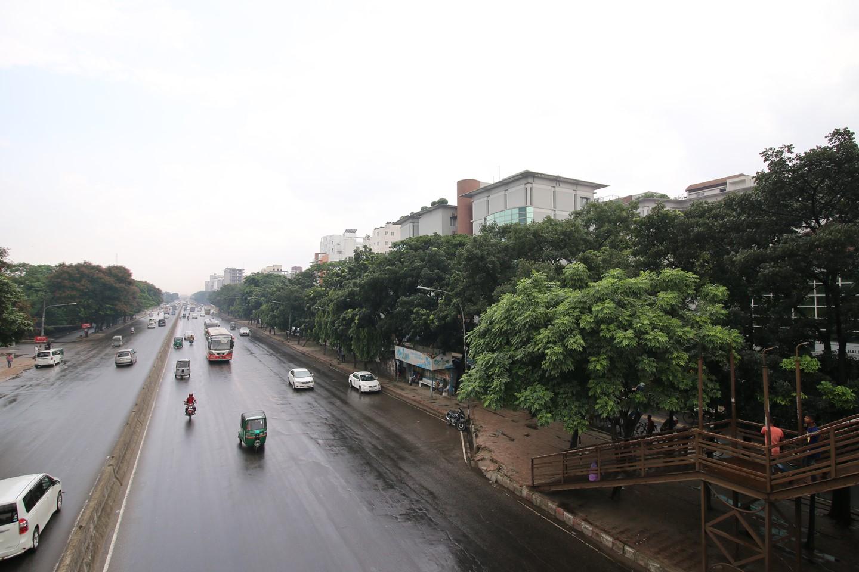 Uttara Sector 3 Road