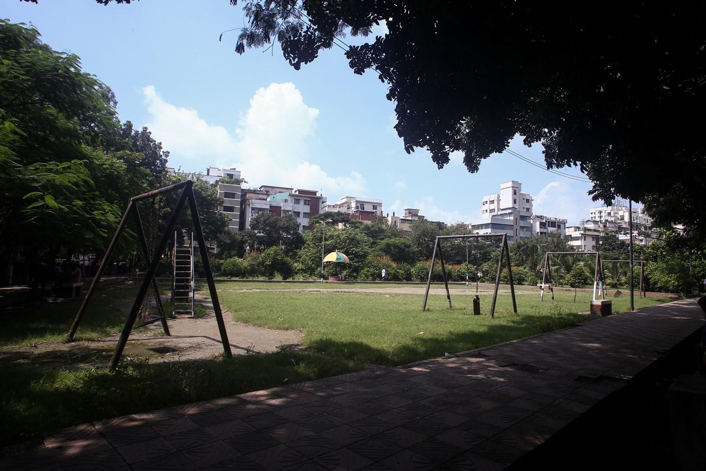 Shyamoli park