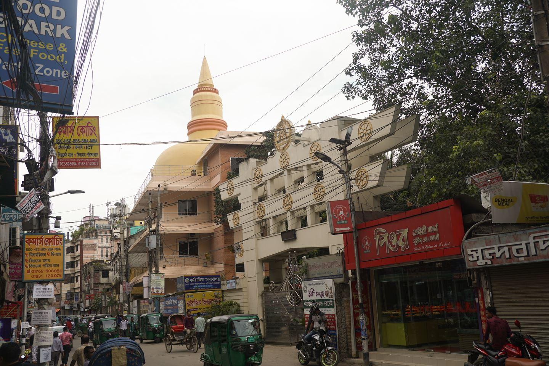 Dharmarajika Buddhist Monastery