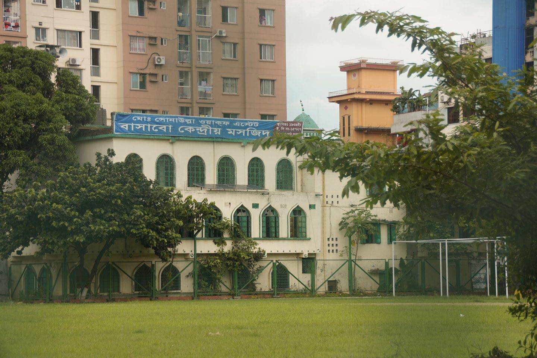 Basabo Central Mosque