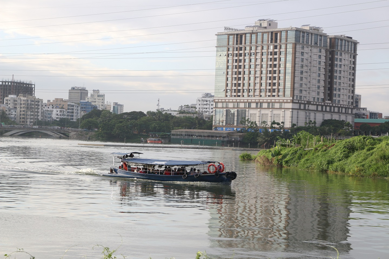 Hatirjheel Water Taxi