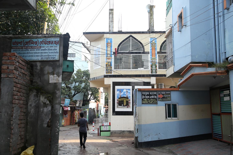 Dakkhinkhan mosque