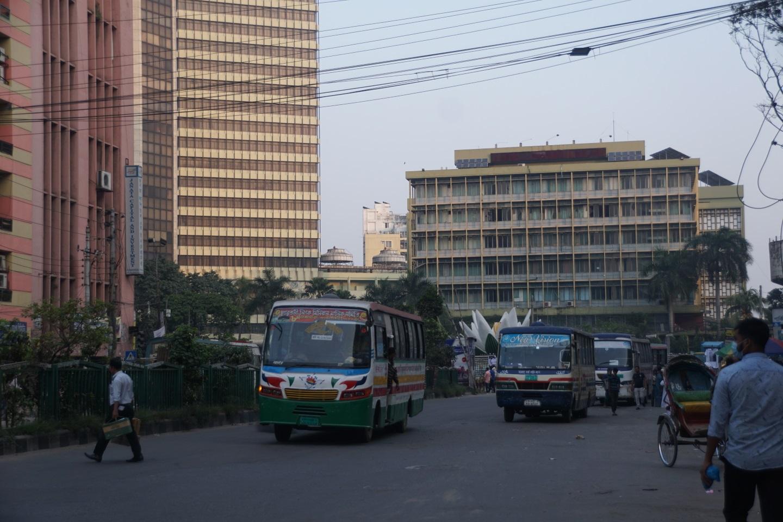 Motijheel Buses